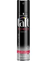 Taft Power Haarlack Mega Stark 5 Niemiecki Lakier do Włosów Mega Mocny 250 ml