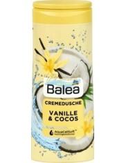 Balea Vanille & Cocos Niemiecki Żel pod Prysznic Wanilia i Kokos 300 ml