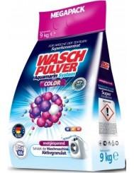 WaschPulver Aquamarin System Color Niemiecki Proszek do Prania Kolorowych Ubrań 9 kg (106 prań)