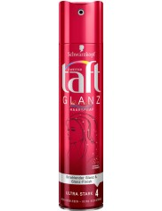 Taft Lakier do Włosów 4 Bardzo Mocny Promienny Blask Strahlender Glanz 250 ml (DE)