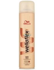Wellaflex Lakier do Włosów 5 Maksymalnie Utrwalający Połysk i Trwałość Shiny Hold 400 ml