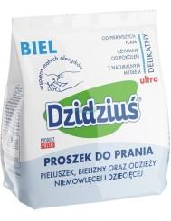 Dzidziuś Biel Proszek do Prania Pieluszek i Odzieży Niemowlęcej i Dziecięcej 850 g