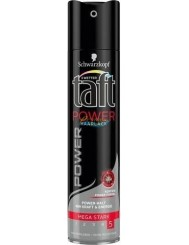 Taft Lakier do Włosów 5 Mega Stark Power 48h Kraft & Energie 250 ml (DE)