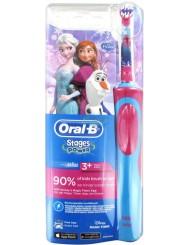Oral-B Szczoteczka Elektryczna do Zębów Kraina Lodu 1 szt