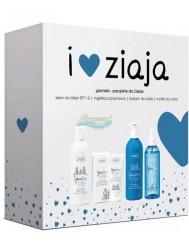 Ziaja Zestaw Damski Gdanskin – krem na dzień 50 ml + mgiełka zapachowa 200 ml + balsam do ciała 400 ml + mydło 300 ml