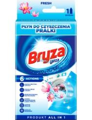 Bryza Płyn do Czyszczenia Pralki Fresh 6 Actions 250 ml