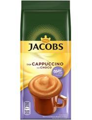 Jacobs Choco Cappuccino Milka Kawa o Smaku Czekolady w Torebce 500 g