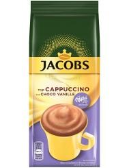 Jacobs Choco Cappuccino Milka Vanille Kawa o Smaku Czekolady z Wanilią w Torebce 500 g