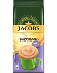 Jacobs Choco Cappuccino Milka Nuss Kawa o Smaku Czekolady i Orzechów w Torebce 500 g