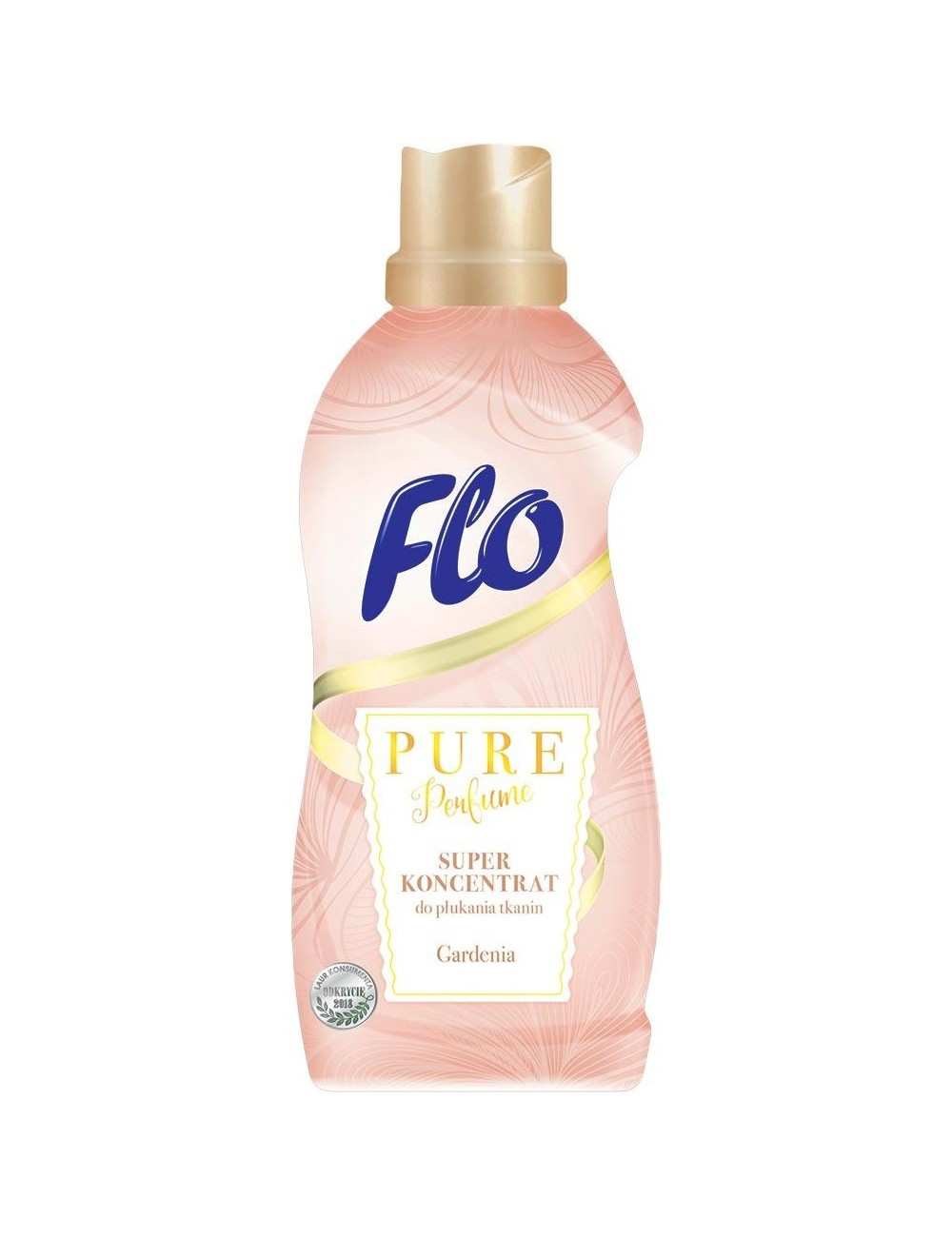 Flo Pure Perfume Gardenia Skoncentrowany Płyn do Płukania Tkanin 1 L