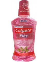Colgate Płyn do Płukania Jamy Ustnej Plax Mint Duo 500 ml