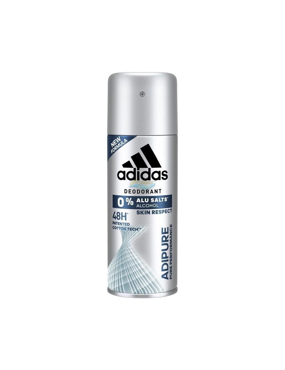 Adidas Dezodorant Spray dla Mężczyzn Adipure 150 ml