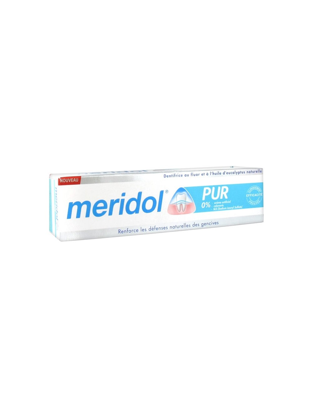 Meridol Pasta do Zębów Pur 75 ml (FR)