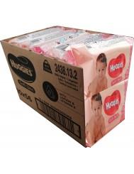 Huggies Chusteczki Nawilżane z Balsamem i Witaminą E dla Dzieci w Kartonie Soft Skin (10 x 56 szt) (UK)