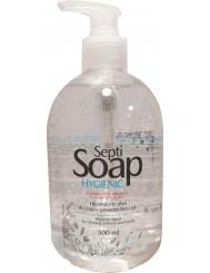Septi Soap Higieniczny Płyn do Mycia Powierzchni i Rąk 500 ml - zawiera 60% alkoholu