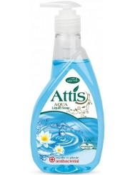 Attis Antybakteryjne Mydło W Płynie 400ml