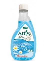 Attis Antybakteryjne Mydło w Płynie Zapas 400 ml - nie wysusza skóry, zawiera glicerynę