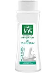 Biały Jeleń Hipoalergiczny Żel Pod Prysznic Do Skóry Wrażliwej, Skłonnej Do Alergii – Kozie Mleko 250ml