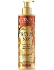 Eveline Nawilżający Balsam Brązujący do Ciała 5-w-1 Brazilian Body 200 ml - do każdego rodzaju karnacji