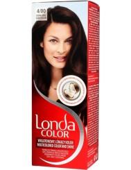 Londa Farba Koloryzująca 4-00 Ciemny Brąz – nadaje włosom wielotonowy kolor nawet na 8 tygodni