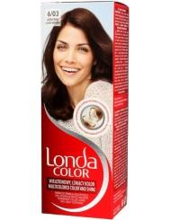 Londa Farba Koloryzująca 6-03 Jasny Brąz – nadaje włosom wielotonowy kolor nawet na 8 tygodni