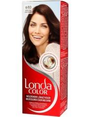 Londa Farba Koloryzująca 6/03 Jasny Brąz – nadaje włosom wielotonowy kolor nawet na 8 tygodni