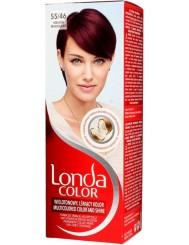 Londa Farba Koloryzująca 55-46 Mahoń – nadaje włosom wielotonowy kolor nawet na 8 tygodni