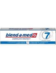 Blend-a-med Complete 7 White 100ml – pasta do wybielania zębów i pełnej ochrony jamy ustnej