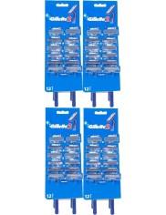 Gillette Maszynka do Golenia Jednorazowa (2 ostrza) 48 szt