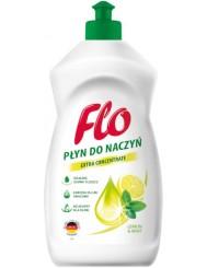 Flo Płyn do Naczyń Cytryna i Mięta 450 ml