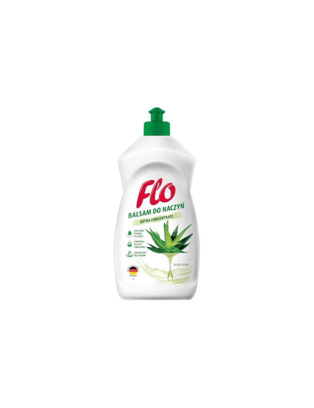 Flo Balsam do Naczyń Aloes 450 ml
