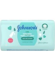 Johnson's Mydło dla Dzieci w Kostce z Proteinami Mleka 100 g