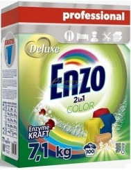 Deluxe Enzo Proszek do Tkanin Kolorowych 2-w-1 Professional 7,1 kg (100 prań) (DE, GB)