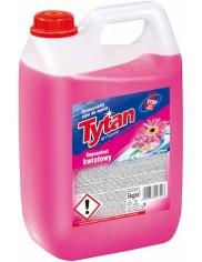 Tytan Uniwersalny Koncentrat Do Czyszczenia Wszystkich Powierzchni Zmywalnych Kwiatowy 5l