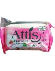 Attis Flower Mydło Z Gliceryną Kostka 100g