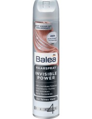 Balea Lakier do Włosów 4 Extra Stark Invisible Power 300 ml (DE)