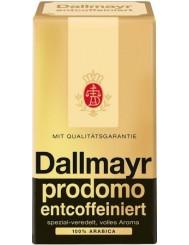 Dallmayr Kawa Mielona Bezkofeinowa Arabika Prodomo Entcoffeiniert 500 g (DE)
