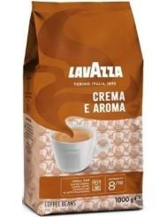 Lavazza Crema E Aroma Włoska Kawa Ziarnista w Torebce 1 kg