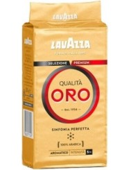 Lavazza Qualita Oro Włoska Kawa Mielona w Torebce 250 g
