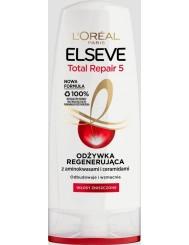 Elseve Odżywka Regenerująca do Włosów Zniszczonych 5 Total Repair 200 ml - z aminokwasami i ceramidami