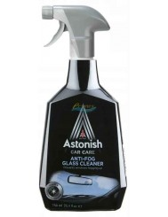 Astonish Anti-Fog Glass Cleaner Angielski Spray do Szyb i Luster Samochodowych 750 ml