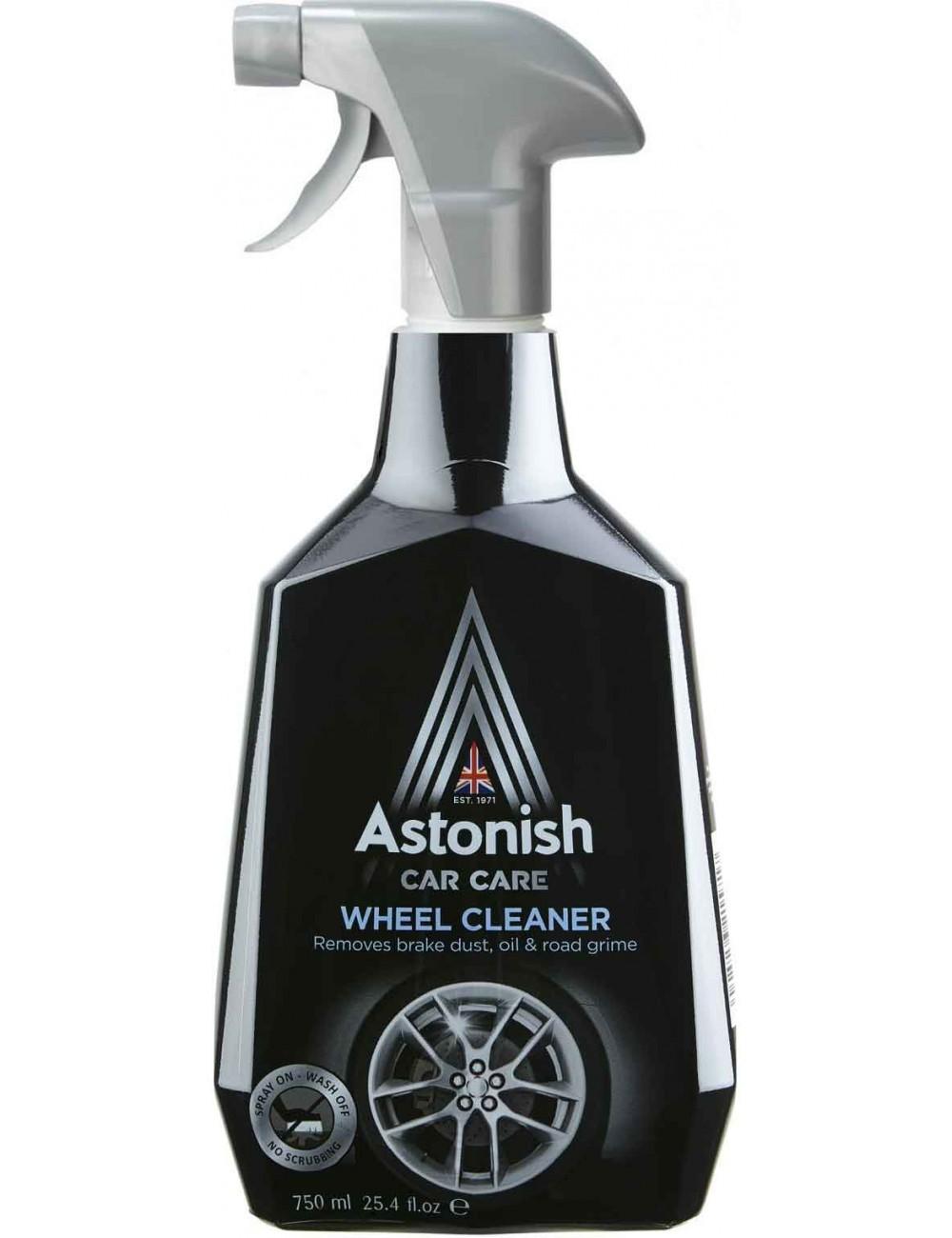 Astonish Car Wheel Cleaner Angielski Środek do Czyszczenia Felg Samochodowych 750 ml