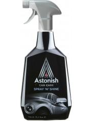 Astonish Car Spray & Shine Angielski Środek do Nabłyszczania Karoserii Samochodu 750 ml