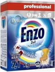 Deluxe Enzo Proszek do Tkanin Białych i Kolorowych 2-w-1 Professional 7,1 kg (100 prań) (DE, GB)