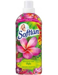 Softlan Płyn do Płukania Tkanin Bouquet Der Dufte Paradise Collection 650 ml (DE)