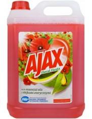 Ajax Płyn Uniwersalny Do Wszystkich Powierzchni Floral Fiesta Polne Kwiaty 5l