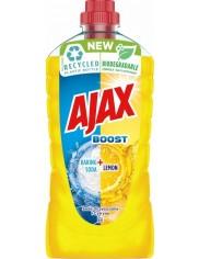 Ajax Płyn Uniwersalny Soda Oczyszczona i Cytryna Boost 1 L