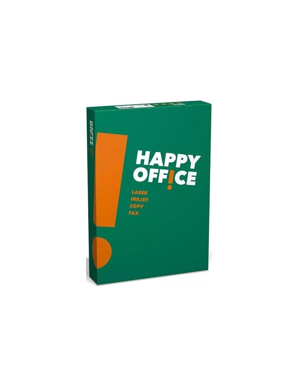 Happy Office Papier Ksero A4 Biały 80g/m2 (500 arkuszy)