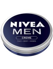 Nivea Men Krem do Twarzy, Ciała i Rąk dla Mężczyzn 30 ml