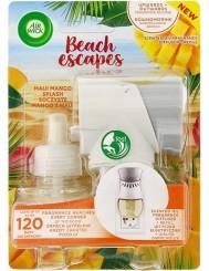 Air Wick Elektryczny Odświeżacz Powietrza Dyfuzor + Wkład Mango z Maui Beach Escapes 19 ml